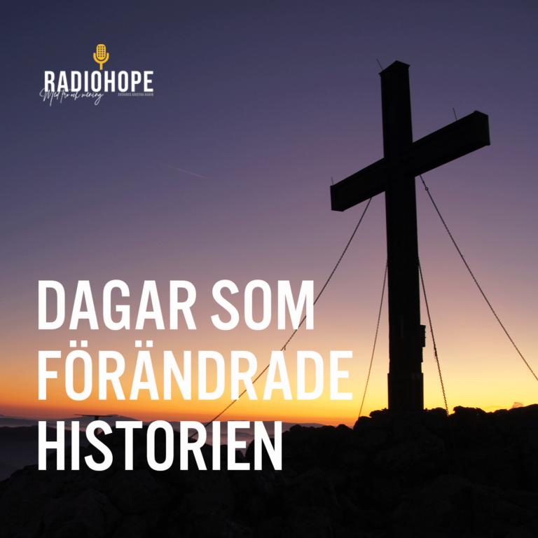 Dagar Som Förändrade Historien